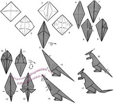 Origami for Everyone – From Beginner to Advanced – DIY Fan Origami 101, Origami Snake, Origami Mouse, Origami Yoda, Origami And Kirigami, Origami Dragon, Origami Fish, Origami Butterfly, Origami Folding