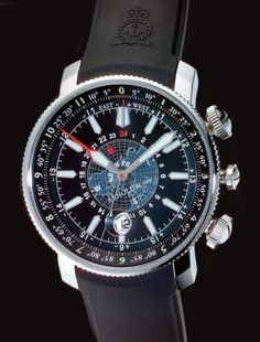 Arnold & Son | Longitude II | Edelstahl | Uhren-Datenbank watchtime.net
