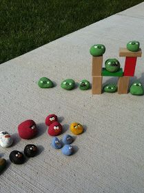 menemini: Analog Angry Birds