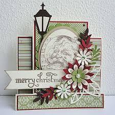 """Résultat de recherche d'images pour """"christmas card scrapbooking"""""""
