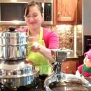 Holiday Stack Cooking Tip with Saladmaster Healthy Solutions Cookware: Zesty Potato & Green Bean Salad