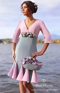 Plus size Designer Dresses Elegant Dresses, Pretty Dresses, Beautiful Dresses, Casual Dresses, Short Dresses, Fashion Dresses, Formal Dresses, The Dress, Peplum Dress