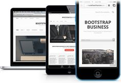 Bootstrap Business for Drupal by More than (just) Themes is a responsive Drupal theme, that helps you create a great-looking corporate/business site. Design-wise, it is based on original design work by AyoThemes. Web Design Trends, Web Design Inspiration, Dating Quotes Just Started, Funny Memes Images, Custom Website Design, Dating Tumblr, Portfolio Web Design, Drupal