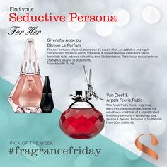Find your seductive persona this weekend from Givenchy and Van Cleef & Arpels in our cosmetics section Fragrances, Persona, Givenchy, Finding Yourself, Van, Cosmetics, Fragrance, Vans, Vans Outfit