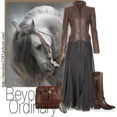 """""""Beyond Ordinary"""" by marykate2345 on Polyvore"""