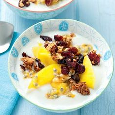 Recept - Yoghurt en fruit - Allerhande