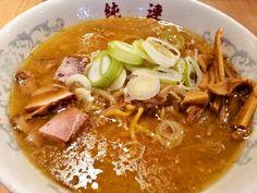純連の味噌ラーメン@恵比寿  miso ra-men, japan