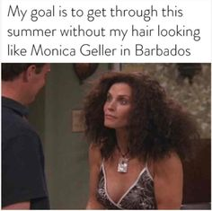Can my curly hair girls relate? You should really try our Chi... #MadeInAmerica Funny Images, Funny Pictures, Hilarious Photos, Funny Pics, Curly Hair Problems, Struggle Is Real, Friends Tv, Friends Moments, Friends Series