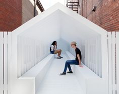 exhibit columbus presents installations by snarkitecture + formafantasma