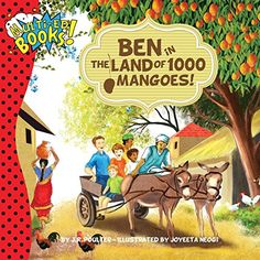 #Book Review of #BenintheLandof1000Mangoes from #ReadersFavorite  Reviewed by Vernita Naylor for Readers' Favorite