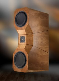 "The all-new & totally unique woofers utilised in the LCR, deliver an incredible authority in the low frequencies, which then blend beautifully with the rest of the speaker, creating an exceptional ""true to source"" sound reproduction ."