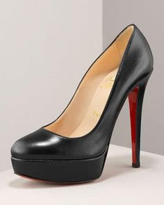Louboutin Bianca #shoes #heels #sandals #pumps CLICK TO BUY!