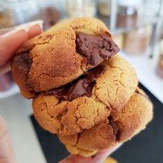 Cookies vegans sans huile 100% farine de lupin de mail0ves – Mailo Fait Maison