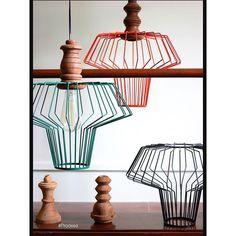 From Prodeez Product Design: Lattu Light by Bombay Atelier. #furniture #light #metal #creative #design #ideas #designer #bombayatelier #interior #interiordesign #product #productdesign #instadesign #furnituredesign #prodeez #industrialdesign #architecture #style