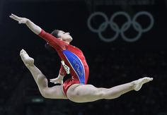 Russia's Seda Tutkhalyan performs on the balance beam during the artistic gymnastics women's team final at the 2016 Summer Olympics in Rio de Janeiro, Brazil, Tuesday, Aug. Gymnastics Facts, Gymnastics Images, Gymnastics Posters, Acrobatic Gymnastics, Sport Gymnastics, Artistic Gymnastics, Olympic Gymnastics, Olympic Badminton, Olympic Games Sports