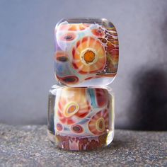 Lampwork beads - Flickr: Search