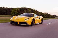 Novitec Rosso have revealed their Ferrari 488 GTB tuning package which has 772 hp and 892 nm of torque. See more inside.