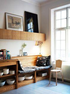 自分の家にもつくりたい♡憧れの「ちょっとひと休みスペース」8選