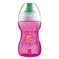 MAM Learn to Drink pohár 270 ml pink - Pandababa.hu - A legkisebbek birodalma!