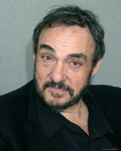 John Rhys-Davies. You know him as Gimly and the voice of Treebeard the Ent in the LOTR but he has a long list of juicy roles to his credit.