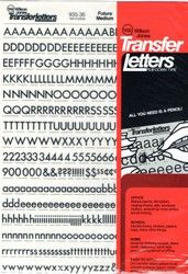28 best dry transfer letters images on pinterest letters and