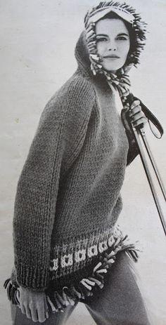 1960 skiwear
