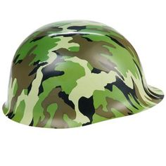 Finding great party supplies can be a real battle, but you can have the perfect camo party for your little recruit with our new Camo Army Soldier Party theme! Army Birthday Parties, Army's Birthday, Birthday Ideas, Camo Party, Nerf Party, Camouflage Party, Soldier Party, Military Party, Army Hat