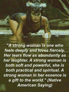Strong Woman~