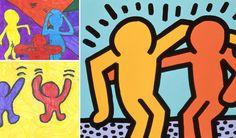 Bekijk, maak en waardeer kunst. Creatief scholen project. - Kunstweken