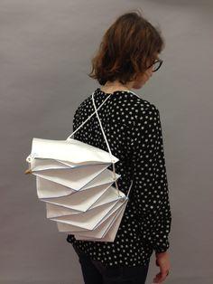 Lythy tyvek backpack. on Behance