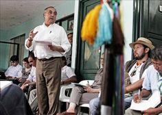 Gobierno e indígenas colombianos abren el diálogo | Info7 | Internacional