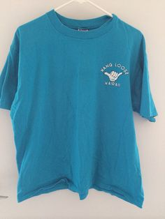 1984 Hang Loose Hawaii T-shirt
