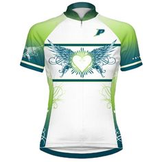 Aphrodite Women's Primal Jersey, get FREE shipping US at cyclegarb.com