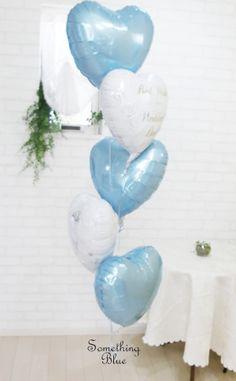 【バルーン電報 送料無料 結婚式】something BLUE【楽ギフ_メッセ】【楽ギフ_メッセ入力】【楽天市場】