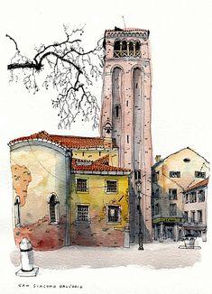 San Giacomo, Venice | Flickr - Photo Sharing!