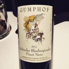#PinotNero 2012 #Gumphof #Südtirol #wein #weinerleben