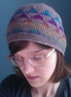 Ravelry: Triangulation in tapestry crochet pattern by Olivia Sandbothe