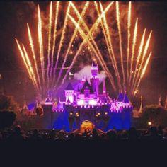 Disneyland en Anaheim, CA