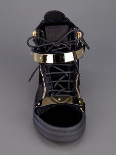 Giuseppe Zanotti Design - Basket montante 8