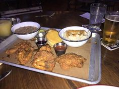 Punk's Simple Southern in Houston