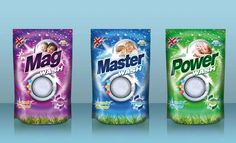 detergent package design - بحث Google