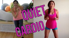 Quiet Cardio Shhhh! with Coach Nicole & Cassey Ho | POP Cardio