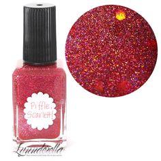 Lynnderella Limited Edition Nail Polish—Piffle, Scarlett! #Lynnderella