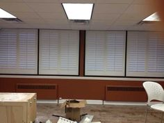 The Louver Shop Custom Plantation Shutters Ppg Product Room