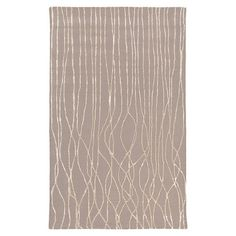 Anchor your living room seating group or define space in the den with this artfully hand-tufted New Zealand wool rug, showcasing an abstract motif for eye-ca...