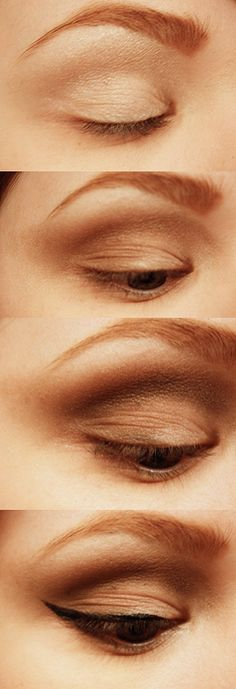 1960's Eye make up tutorial