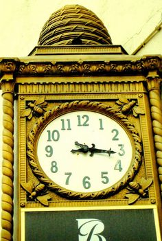 2d38436a6e6 David Cobb Craig  A Dozen Street Clocks in Manhattan Justa