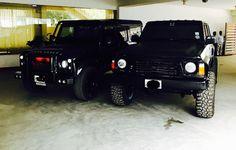 Monster Patrol Y60..Land Rover Defender Hofele