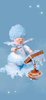 Schneeflöckchen als Dirigent 43067