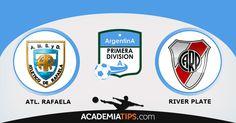 Atlético Fafaela vs River Plate: O Atlético Rafaela recebe no fecho da jornada o River Plate. Enquanto o Atlético de Rafaela tenta chegar-se aos lugares...  http://academiadetips.com/equipa/atletico-fafaela-vs-river-plate-liga-argentina/